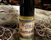 Rita's Samantha Hand Brewed Ritual Oil - Bewitching - Pagan, Magic, Hoodoo, Witchcraft