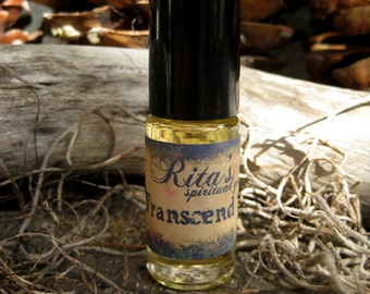 Rita's Transcend Me Hand Brewed Ritual Oil - Rise Above Negative Thoughts