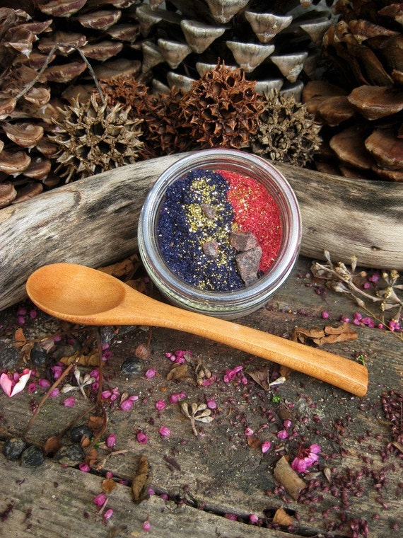 Rita's 7 African Powers Incense and Candle Blessing Powder