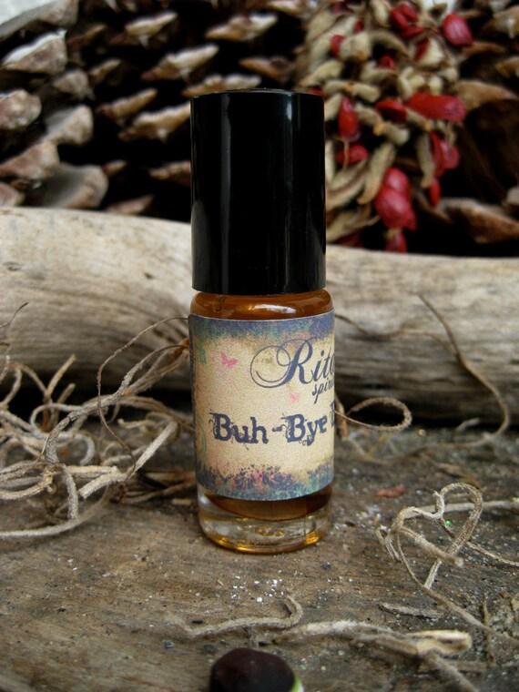 Rita's Buh-Bye Bad Hand Brewed Ritual Oil - Get Rid of Bad Juju NOW