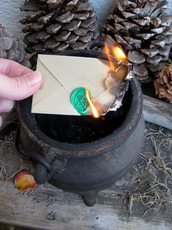 Rita's Hoodoo Spellvelopes - Gypsy Gold, Draw Money in from Unexpected Places