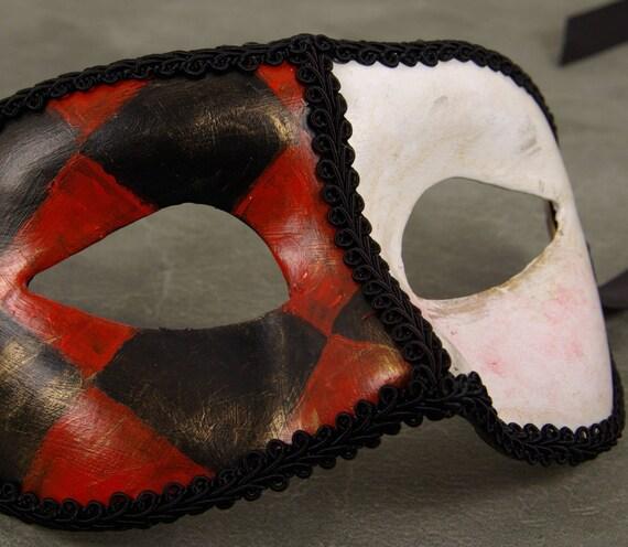 EnJeste Mask for Masquerade/Costume/Halloween/Mardi Gras