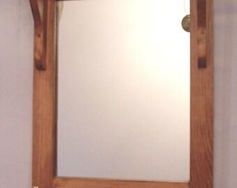 entry mirror,