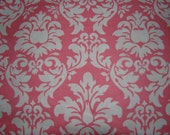 SALE - Michael Miller - Dandy Damask in Cotton Candy - 44x 2 yards