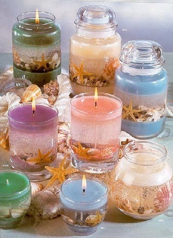Ebook How To Make Basic Gel And Scrap Candles Instant Digital