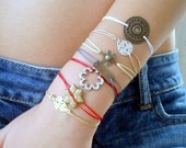 cameo bracelet good luck cameo bracelet lucky charm bracelet