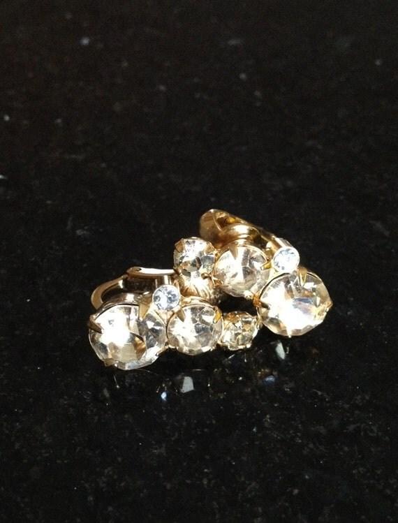 EISENBERG ON SALE : Golden Vintage Earrings