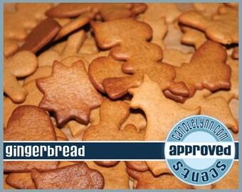GINGERBREAD Clam Shell Package - Tarts - Break Apart Melts