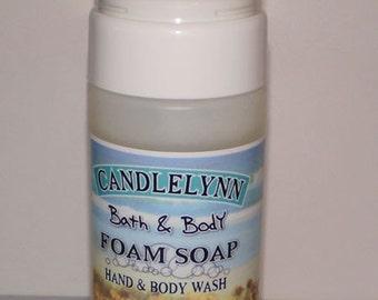 5 oz SEA BREEZE Foaming Hand Soap & Body Wash