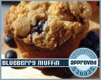 BLUEBERRY MUFFIN Clam Shell Package - Tarts - Break Apart Melts