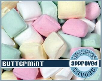 BUTTERMINT CANDIES Clam Shell Package - Tarts - Break Apart Melts