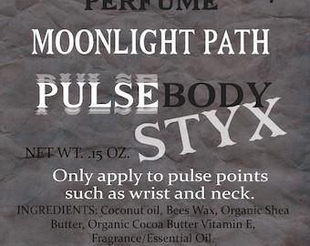 Pulse Body Styx Perfume - Moonlight Path