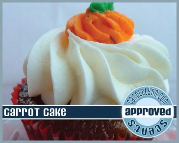 CARROT CAKE Clam Shell Package - Tarts - Break Apart Melts