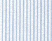 Premium Cotton Seersucker, Light Blue Fabric Finders