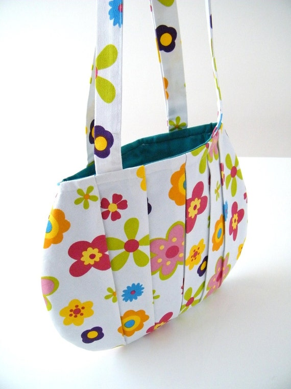 Simple All Cotton Handbag