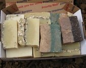 spring cleaning SALE box of soap(about 10 bars)