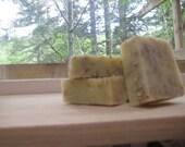 SALE...Patchouli Lavender Oatmeal SOAP...One Bar