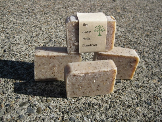 Downtown....New Scent......4 Bars of Soap........All Vegan.......Now on Sale