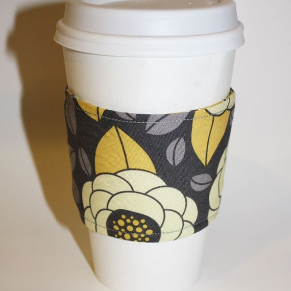 Vanity Fair Reusable Coffee Sleeve