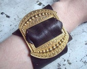 SALE Death By Chocolate Cross Cuff