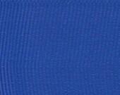 Solid Navy Blue1.5 Inch Grosgrain Ribbon 5 Yards