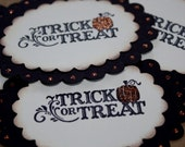 Halloween Embellishments - Trick or Treat - Halloween Collection
