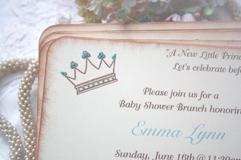 Baby Shower Invitation Birthday Custom Invitations Baby