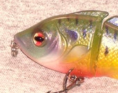 Custom Painted REACTION STRIKE REVO BLUEGILL