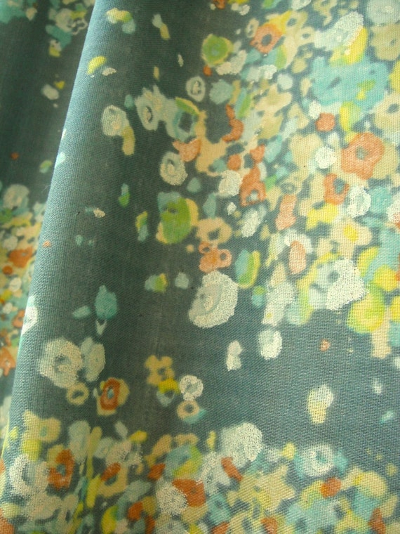 Cotton doublegauze fabric japanese nani IRO Fuwari sage. Price per 25cm x106cm width. USD25.20/m