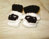 SHEEP BABY BOOTIES