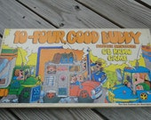 Vintage 10 Four Good Buddy Game