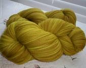 Goddess Knits Mystery Shawl Yarn - Olive