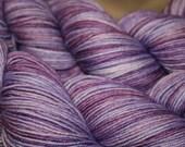Tennessee Iris Light Weight Sock Yarn