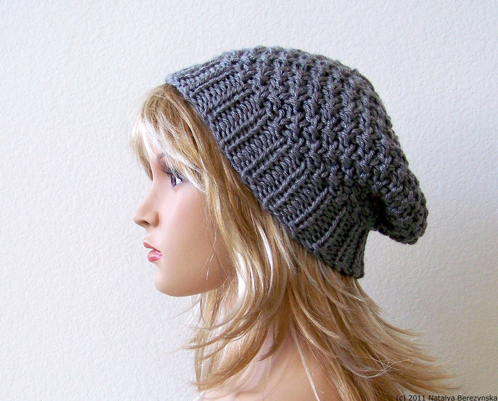 Knit hat pattern knitting pattern hat slouchy beanie pattern knit hat pattern knitting pattern hat slouchy beanie pattern slouchy hat patterns knit beanie pattern chunky knit patterns hat pattern bankloansurffo Gallery