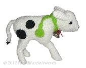 Cayetana the Little Baby COW Pdf Email Knit PATTERN