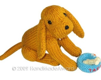 TARITA PUPPY DOG pdf Email Crochet Pattern