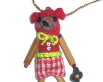 LITTLE FRIENDS charms Pdf Email Crochet PATTERN