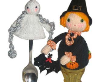 Halloween WITCH Egg Cosy PDF Email Knit PATTERN