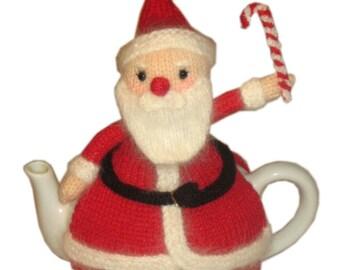 SANTA Claus Tea Cosy pdf Email CROCHET PATTERN