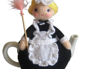 Sweet MAIDSERVANT Pdf Email Knit PATTERN