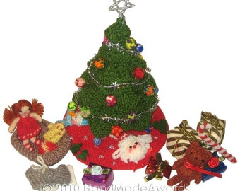 The Christmas Tree Pdf Email Knit Pattern