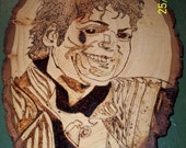 Hand Drawn Michael Jackson