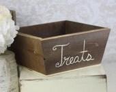 Rustic Candy Bar Box Vintage Inspired Decor Shabby Chic Custom XLARGE
