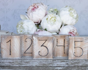 Popular items for country table number on Etsy