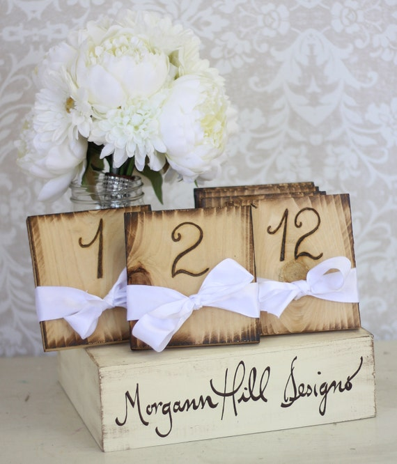 Shabby Chic Wedding Table Decorations: Unavailable Listing On Etsy