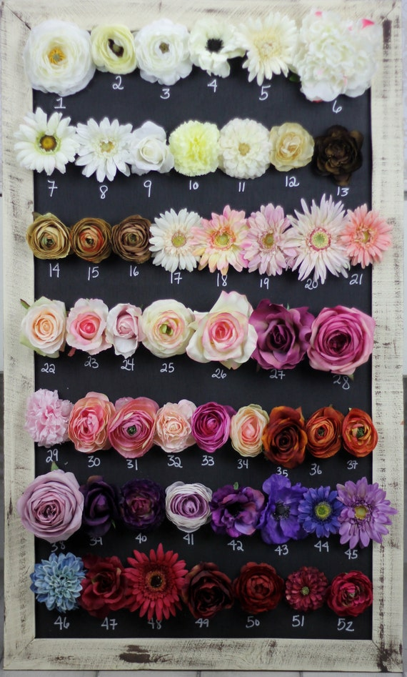 Silk Flowers DIY Wedding Decorations You Pick