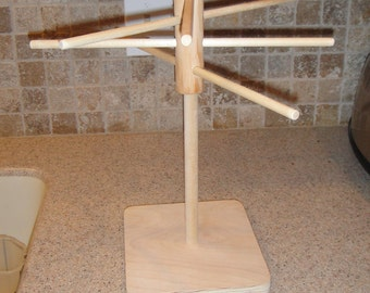 Pasta Drying Rack For Your Homemade Pasta