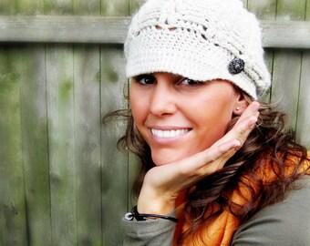 Reversible Hat Crochet Pattern