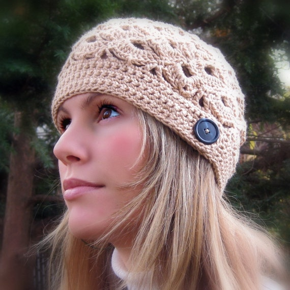 Anna Hat and Scarf Crochet Patterns