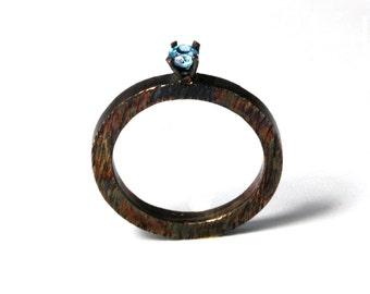 Topaz Stone Ring